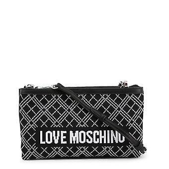 Dragoste moschino femei's sac ambreiaj negru jc4073pp1bll