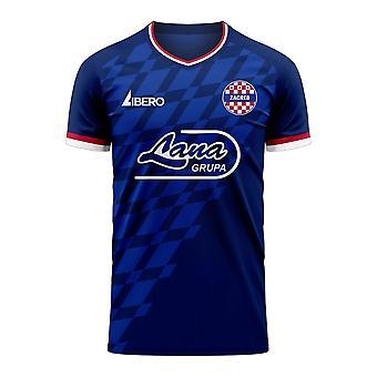 דינמו זאגרב 2020-2021 ערכת כדורגל קונספט שלישי (Libero)