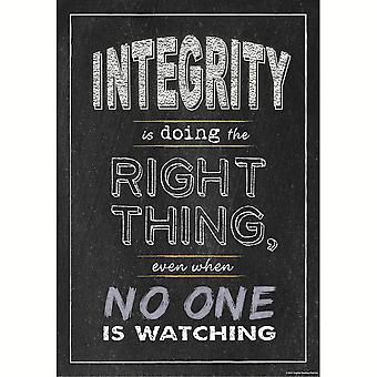 Integrity Inspire U Poster