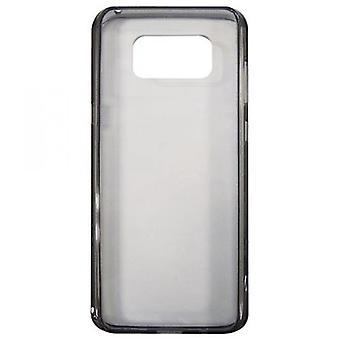 Aftermarket lökhárító tok Samsung Galaxy S8 PLUS - GRAY /CLEAR