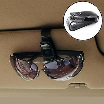ABS نظارات النظارات الشمسية السيارات كليب / ملصقات الملحقات سيارة لتويوتا ألفارد