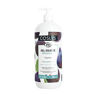 Shower gel for sensitive skin with fig 1 L of gel