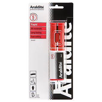 Araldite ARA-400007 Rapid Syringe 24ml