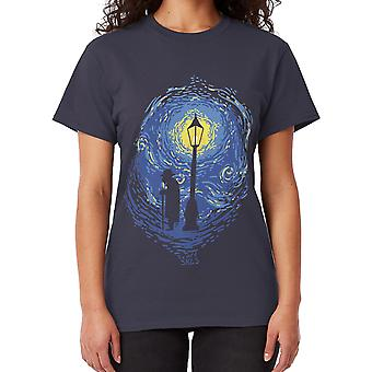At The End Of Time T shirt Chrono Trigger Starry Night Gaspar