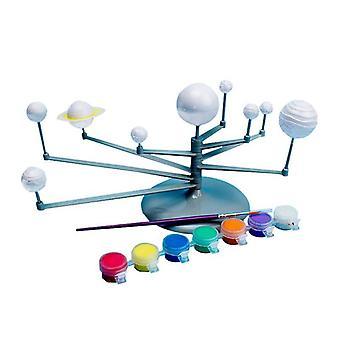 Children Solar System Model, Nine Planets Kit, Environmental Protection