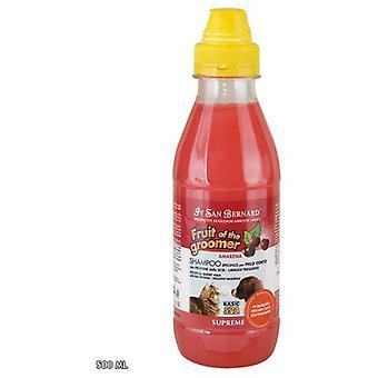 San Bernard Cherry Shampoo 1000 Ml. (Dogs , Grooming & Wellbeing , Shampoos)