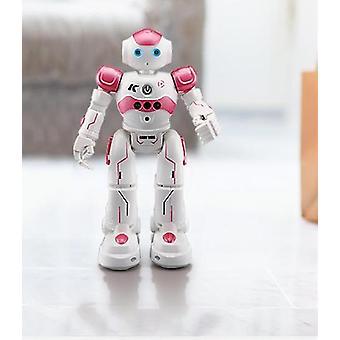 Rc Robot Inteligentné programovanie diaľkového ovládania Robotická toy, Humanoidná,