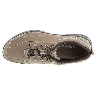 Easy Spirit Womens Solana Leather Low Top Lace Up Walking Shoes