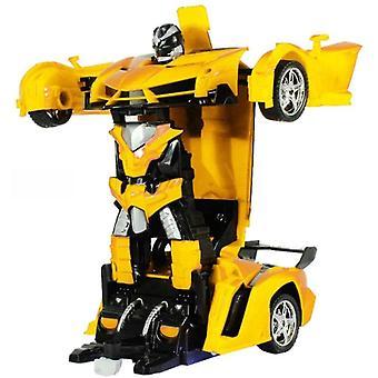 Transformers 2 In 1 Remote Control Car Robot