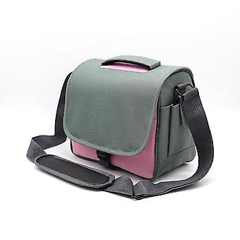 Shock-proof professional canvas camera bag  for canon 750d photography storage bag