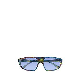Balenciaga BB0098S blue male sunglasses