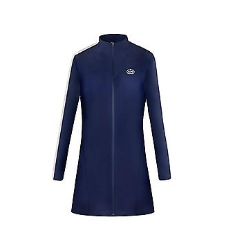 Robe de golf, Jupe décontractée sport pour femmes, Jupe longue printemps