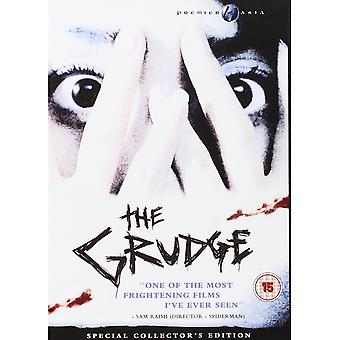 The Grudge DVD (Special Edition)