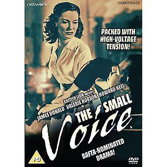 Mały głos DVD