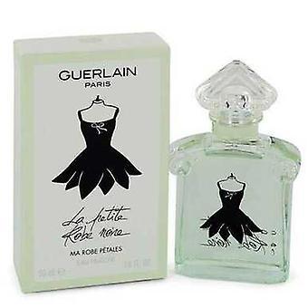 La Petite kappe Noire ma kappe Petales av Guerlain Eau fraiche Eau de Toilette spray 1,7 oz (kvinner) V728-543214