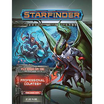 Starfinder Adventure Path: Professional Courtesy (Fly Free or Die 3 of 6) door Joe Pasini (Paperback, 2021)