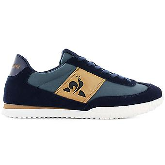 Le Coq Sportif Veloce Waxy - Men's Shoes Navy Blue 2021612 Sneakers Sports Shoes