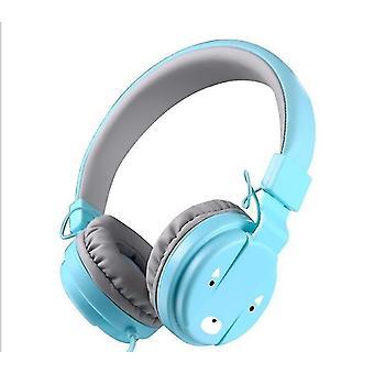 Noise Blocking Kids Protective Earmuffs(Blue)
