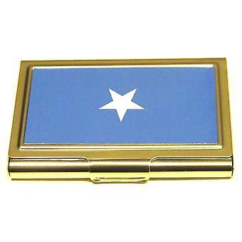 Korthållare  - Somalia flagga