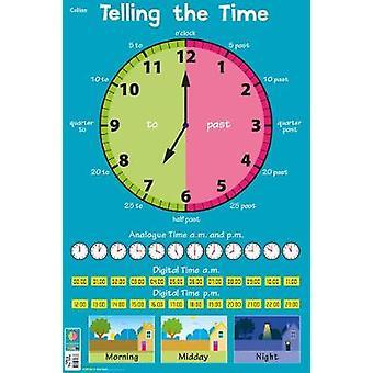 De tijd vertellen