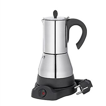 Durable Electric Moka Pot, Large Capacity Electric Coffee Maker, Coffee For Home  Cafe|Coffee Pots