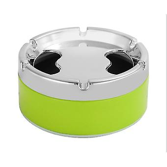 Ashtrays 1pcs stainless steel detachable rotatable lid 360 degree free rotation