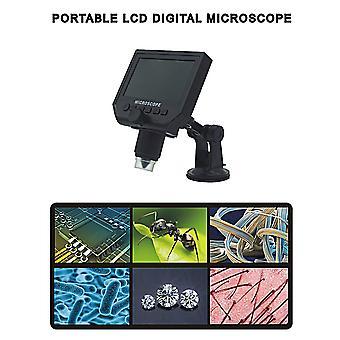 Kompaktný 600x Hd 3.6mp Ccd Pixel 4.3 palcový oled displej Lcd Digitálny mikroskop