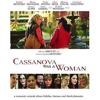 Cassanova Was a Woman [DVD] USA import