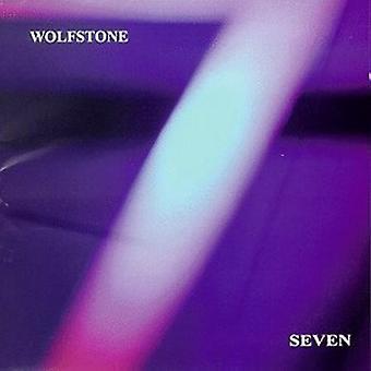 Wolfstone - sept importation USA [CD]