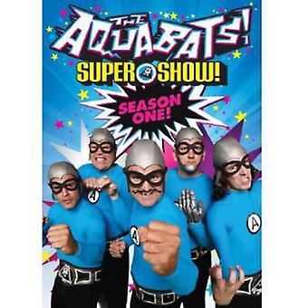 Aquabats! Super Show!: sæson 1 [DVD] USA import
