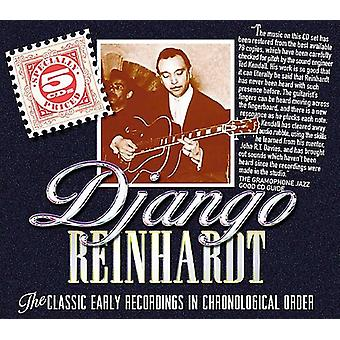 Django Reinhardt - Classic Early Recordings in Ch [CD] USA import