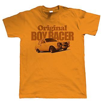 Mk1 Escort Original Boy Racer Mens T Shirt - México RS2000 - Presente para o pai