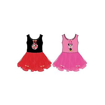 Pour enfants costumes robe avec tutu Minnie Mouse