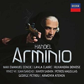 Max Cencic - Handel: Importation USA Arminio [CD]