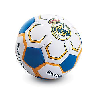 Real Madrid CF Official Crest Design 4in Mini Soft Football