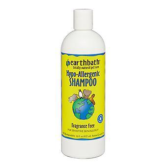 Earthbath Hypo Allergenic Shampoo 472ml