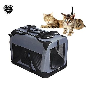 Valentina Valentti PET plátno dopravcu soft Travel Crate