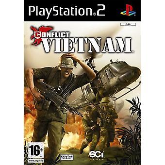 Conflit Vietnam (PS2) - Comme nouveau