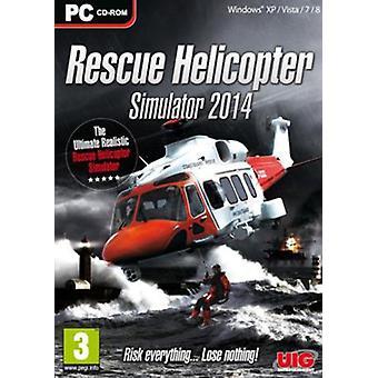 Rescue Helicopter Simulator 2014 (PC DVD) - Usine scellée
