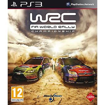 WRC - FIA Rallye-Weltmeisterschaft (PS3) - Neu