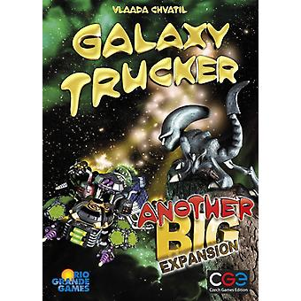 Galaxy Trucker Another Big Expansion Board Game 2-5 Players