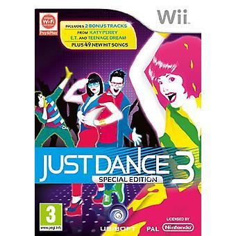 Just Dance 3 (Special Edition) (Wii)-fabriken förseglad