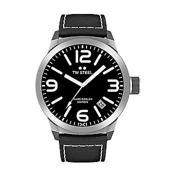 TW steel montre Marc Coblen édition TWMC1 bracelet montre en cuir