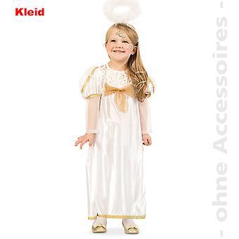 Engel Kostüm Kinder Engelkleid Engelchen Himmelbote Kinderkostüm