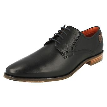 Mens Bugatti Formal Lace Up Shoes 14701