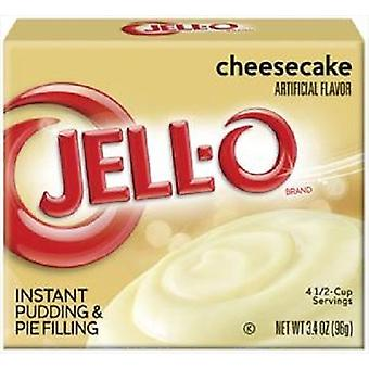 Jell-O Cheesecake Instant Pudding Dessert Mix