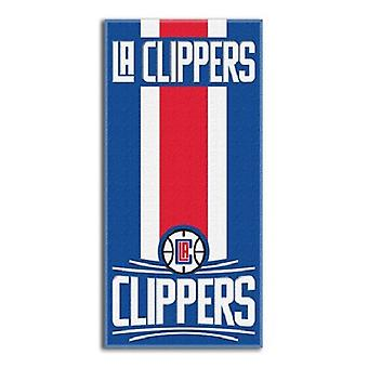 Los Angeles Clippers NBA Northwest Beach Bath Towel