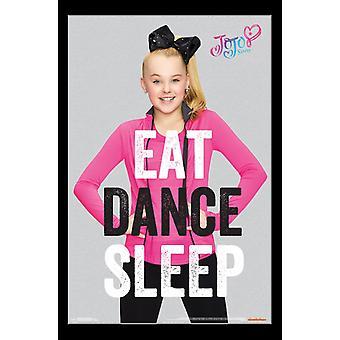 JoJo Siwa - comer danza sueño Poster Print