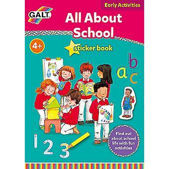Libro de la escuela a partir de Galt