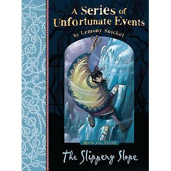 The Slippery Slope by Lemony Snicket - 9781405266154 Book